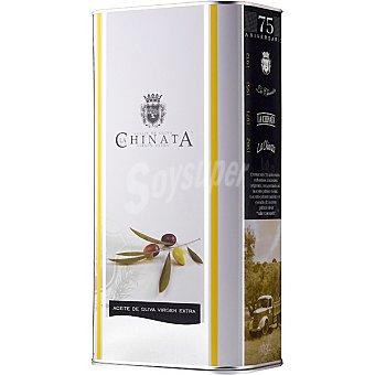 LA CHINATA aceite de oliva virgen extra  lata 500 ml