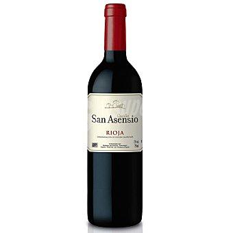 Castillo San Asensio Vino Tinto Joven Rioja Botella 75 cl