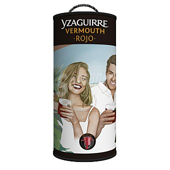 Yzaguirre Vermut rojo Botella 3 l