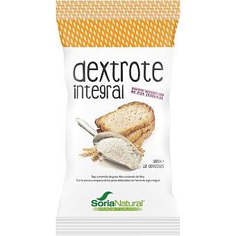 Soria Natural Dextrote biscote dextrinado de pan integral 100% Envase 300 g