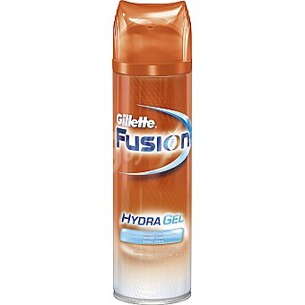 GILLETTE FUSION gel de afeitar Stealth Hydra gel Spray 200 ml