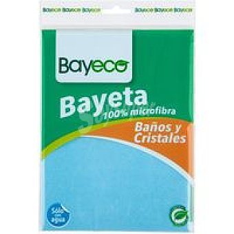 FINESTAR Bayeta microficha baños cristales  1u
