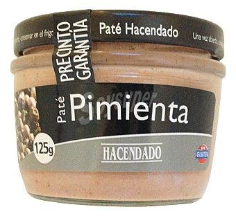 Hacendado Pate pimienta Tarrina 125 g