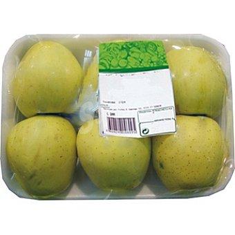 BANDEJA 1 Manzana golden kg peso aproximado
