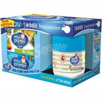 Mi Primer Danone Mi Primer Danone multifrutas nevera Pack 8x113 g