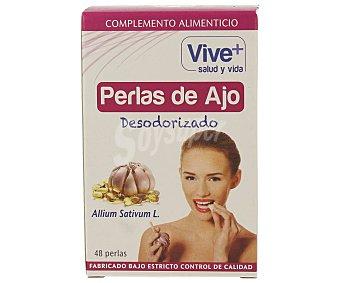 Vive+ Perlas de ajo vive plus 48 uds