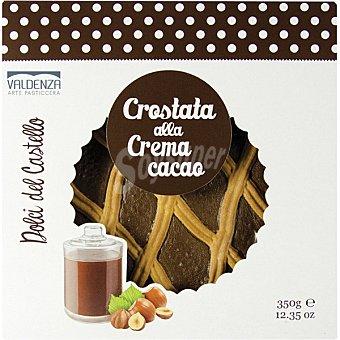 Dolci del castello tarta a la crema de cacao  envase 350 g