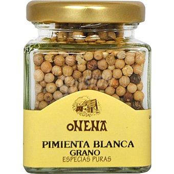 ONENA Pimienta blanca en grano frasco 50 g frasco 50 g