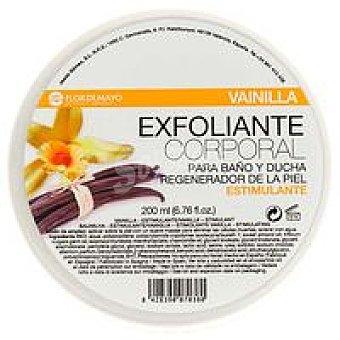 Flor de Mayo Exfoliante vainilla 200ML
