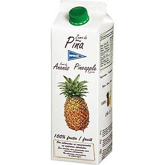 Hipercor Zumo de piña 100% fruta Envase 1 l