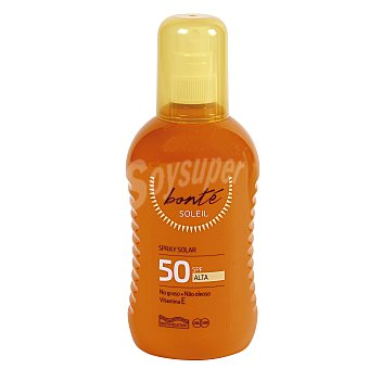 Bonté Spray solar fp50 250 ml