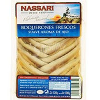 Nassari Boquerón al ajillo Tarrina 100 g