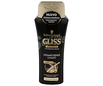 GLISS Champú Ultimate Repair 250 ML