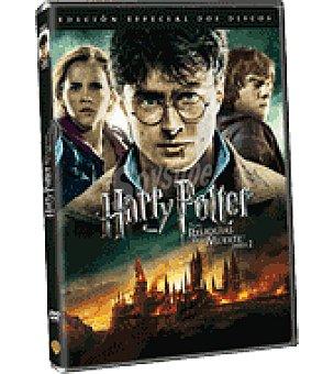 Harry y las reliquias de la muerte 2 Dvd