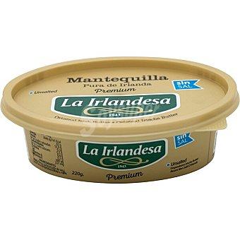 La Irlandesa Mantequilla sin sal Tarrina 220 g