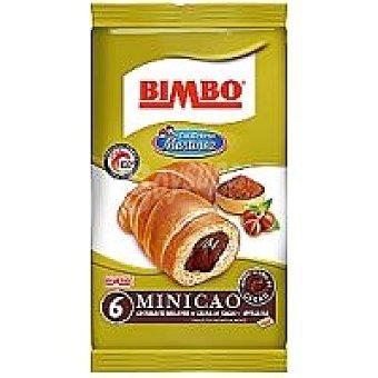 Martínez Bimbo Minicao de chocolate 6 unid
