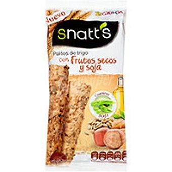 Snatt`s Snatts Palitos con frutos secos y fibra 55 g