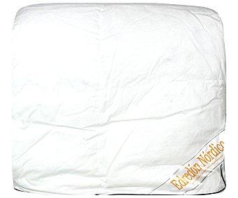 Artiko Edredón nórdico con relleno natural de 250 gramos/m² de densidad, 50% plumón, 50% pluma, 105cm 1 unidad