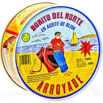 Arroyabe Bonito del norte en aceite de oliva Lata 1 kg