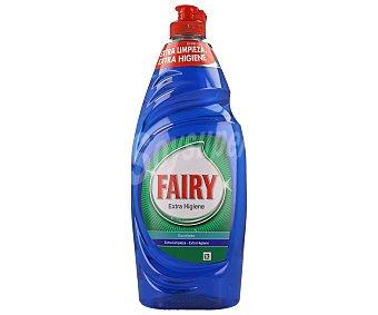 Fairy Lavavajillas higiene eucalipto Botella 650 ml