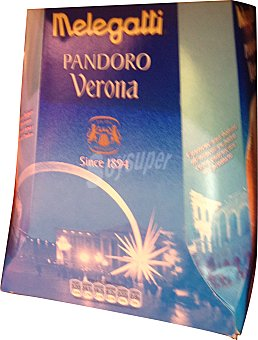 Melegatti Pandoro verona *navidad* 500 g