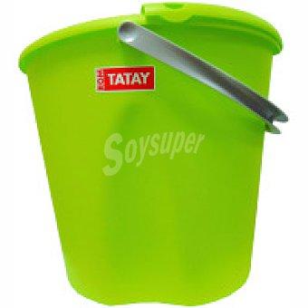 Tatay Cubo ovalado lima Pack 1 unid