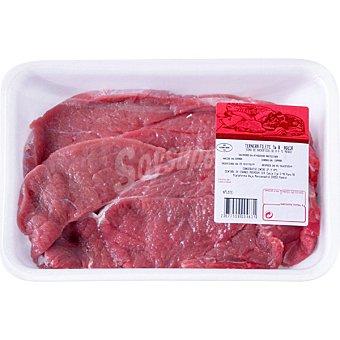 PASSION MEAT Ternera aguja 1ª B en filetes peso aproximado Bandeja 900 g