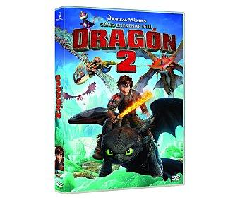 ANIMACIÓN Película en Dvd Cómo Entrenar a tu Dragón 2. Género: Infantil, Animación, Aventuras. TP