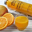 Zumo naranja- Botella de 1 litro Mango