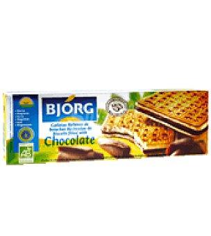 Bjorg Rellenas de chocolate 225 g