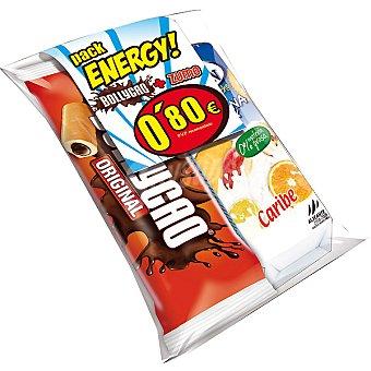 Bollycao Pack Energy bollycao +zumo Don simón Envase 265 g