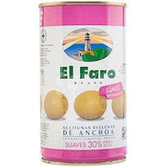 Faro Aceitunas rellenas suave Lata 150 g