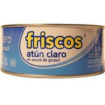 Friscos Atún claro en aceite de girasol Lata 900 g