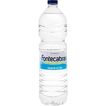 Fontecabras Agua mineral Botella 1,5 l