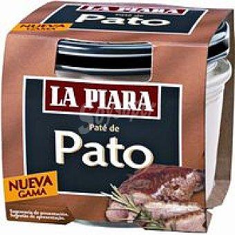 La Piara Paté de pato Frasco 100 g