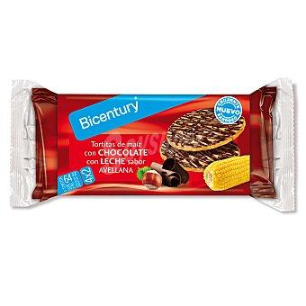 Bicentury Sarialís Tortitas de maíz con chocolate para niños Paquete 108 g