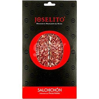 JOSELITO Salchichón ibérico de bellota en lonchas Sobre 70 g