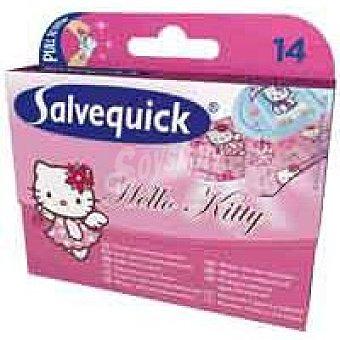 Salvitas Tiritas Hello Kitty Pack 14 unid