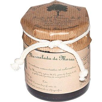 EL REBOST DE CASA PAU Mermelada de mora elaboración artesanal tarro 250 g tarro 250 g