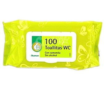 Productos Económicos Alcampo Higiénico húmedo 100 unidades