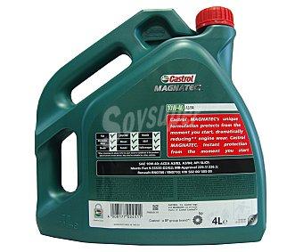 CASTROL Aceite sintético para vehículos gasolina y diésel 4 Litros
