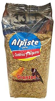 GRANZOO Comida canario jilguero alpiste  Paquete de 800 g