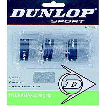Dunlop Overgrips Hydramax para la máxima absorción Pack de 3