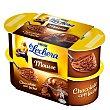 Mousse de chocolate con leche  pack 4 unidades 59 g La Lechera Nestlé