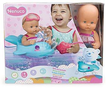 Nenuco Muñeco Baño de Burbujas nenuco