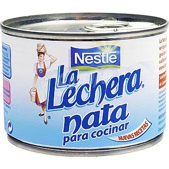La Lechera Nestlé Nata líquida para cocinar nuevas recetas Lata 170 g