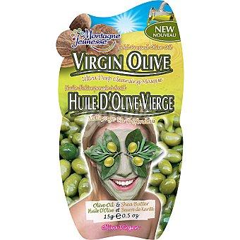 MONTAGNE JEUNESSE Mascarilla limpiadora de barro al aceite de oliva virgen Envase 15 g