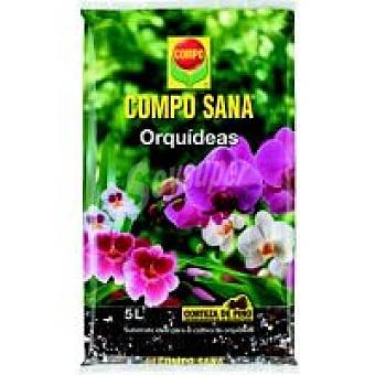 COMPO SANA Abono para orquídea Saco 5 litros