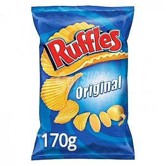Ruffles Patatas fritas onduladas 170 G 170 g