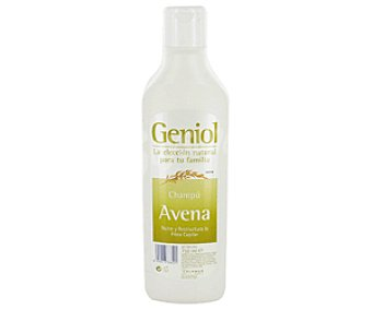 Geniol Champú Avena 750 ml
